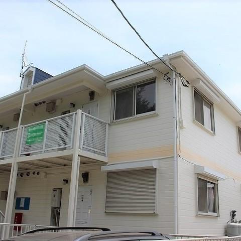 千葉市花見川区ファインパーフェクトでアパート塗装工事サムネイル