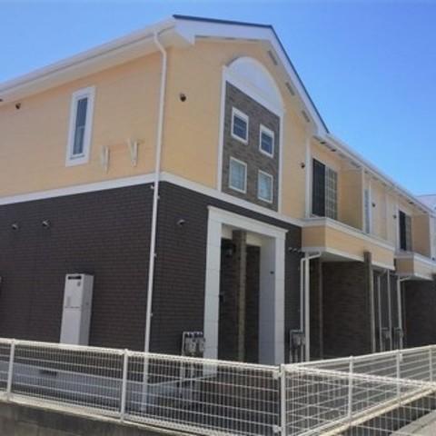 船橋市アパート2棟 外壁・屋根塗装工事サムネイル