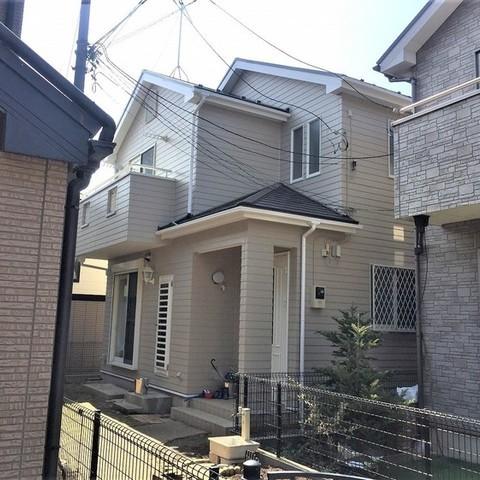 千葉市 F様邸外壁・屋根塗装工事サムネイル