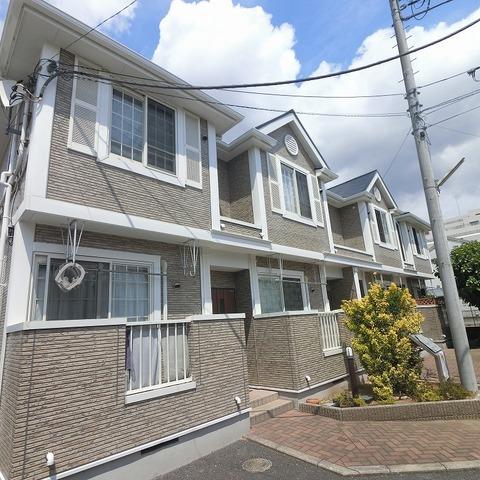 船橋市 アパート外壁・屋根塗装工事サムネイル