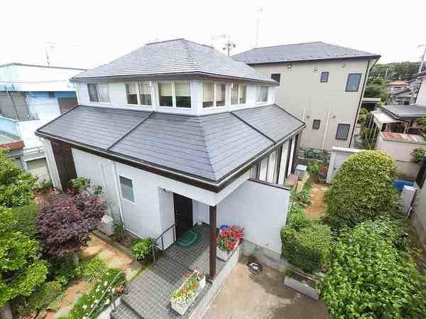 千葉市で外壁屋根塗装工事をされたV様邸のご紹介サムネイル