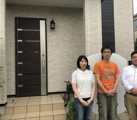 習志野市で外壁塗装・屋根カバー工事をされたS様邸のご紹介