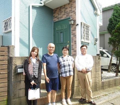 千葉市で外壁屋根塗装工事をされたA様邸のご紹介
