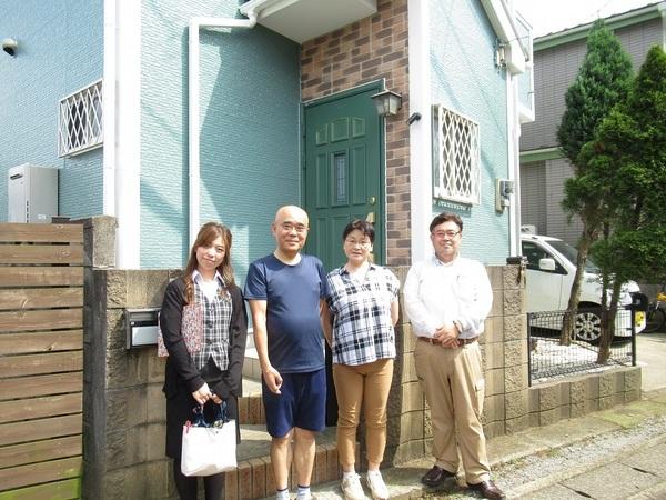 千葉市で外壁屋根塗装工事をされたA様邸のご紹介サムネイル