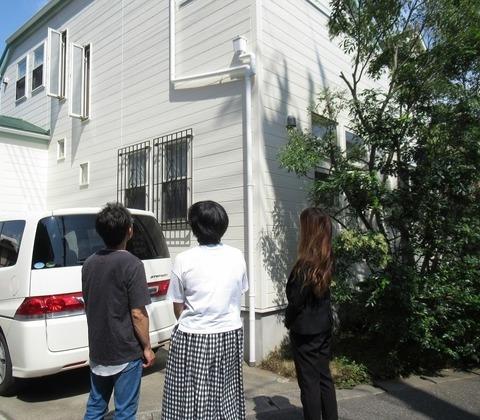 千葉市で外壁屋根塗装工事をされたK様邸のご紹介