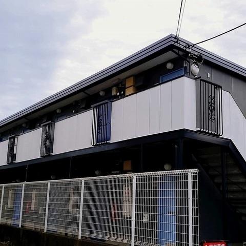 千葉市アパート 外壁・屋根・共用部塗装工事サムネイル