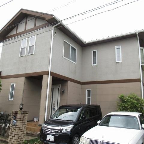 習志野市 外壁塗装 屋根塗装 付帯部塗装 シーリング バルコニー防水