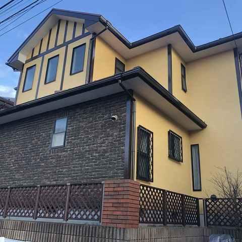 千葉市 C様邸外壁塗装・屋根塗装工事サムネイル