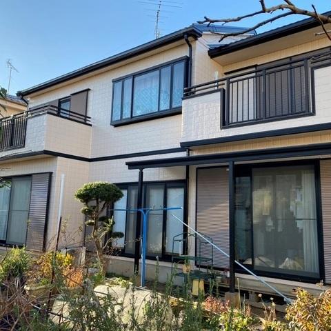 千葉市 S様邸外壁塗装・屋根塗装工事サムネイル