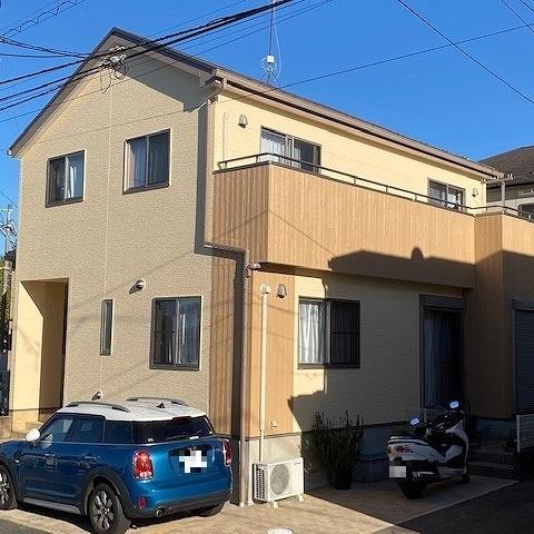 八千代市 G様邸外壁塗装・屋根塗装工事サムネイル