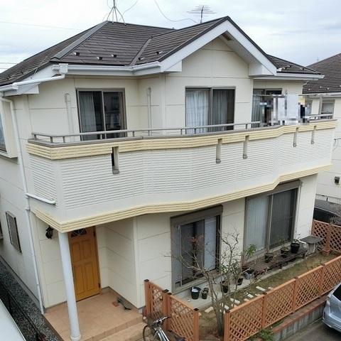 千葉市 外壁塗装 ALC 屋根塗装 スレート瓦 付帯部塗装 シーリング工事 バルコニー防水