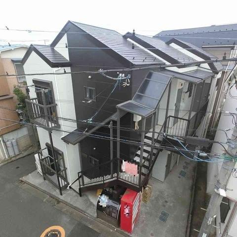 千葉市 アパート外壁塗装・屋根塗装工事サムネイル