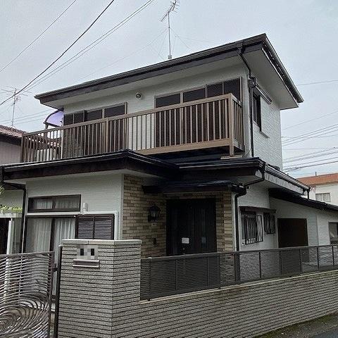 千葉市 E様邸外壁塗装・屋根塗装工事サムネイル